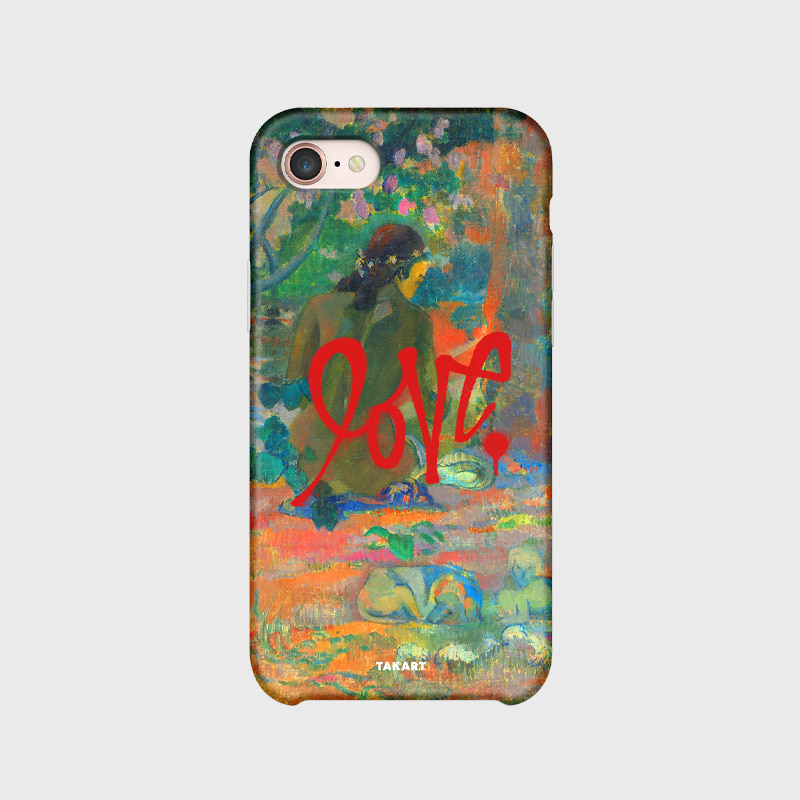"The Frame Campaign : 'The Bathers' by Paul Gauguin - ""Love of TahitiⅠ"""