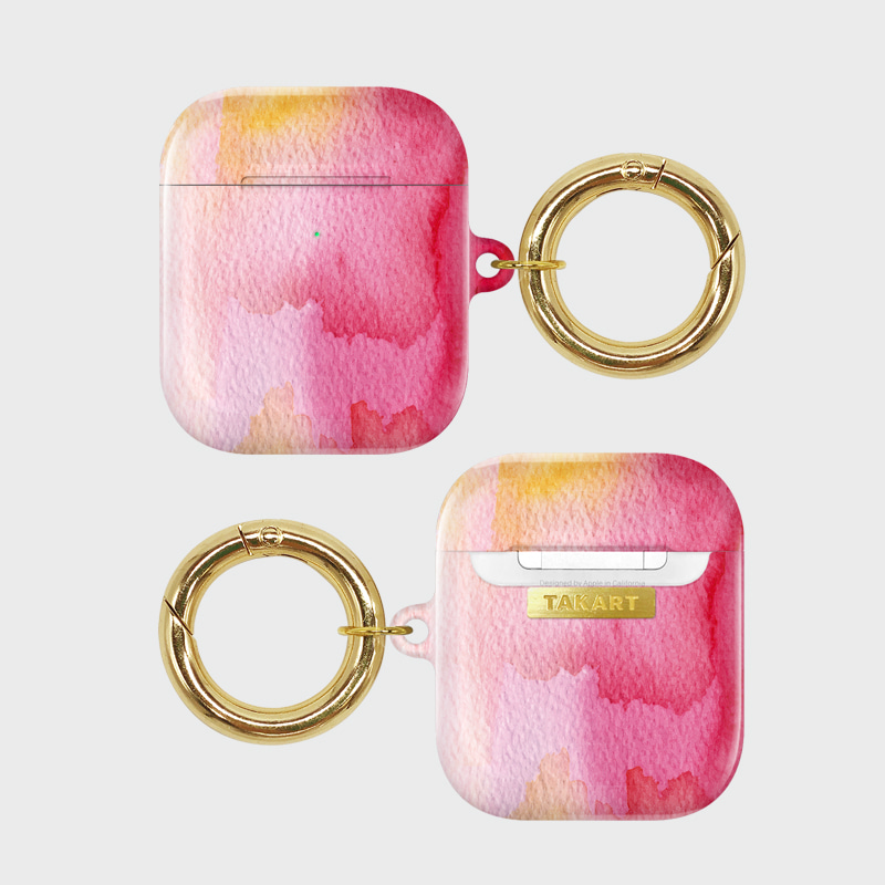 AirPods : Rose Canvas