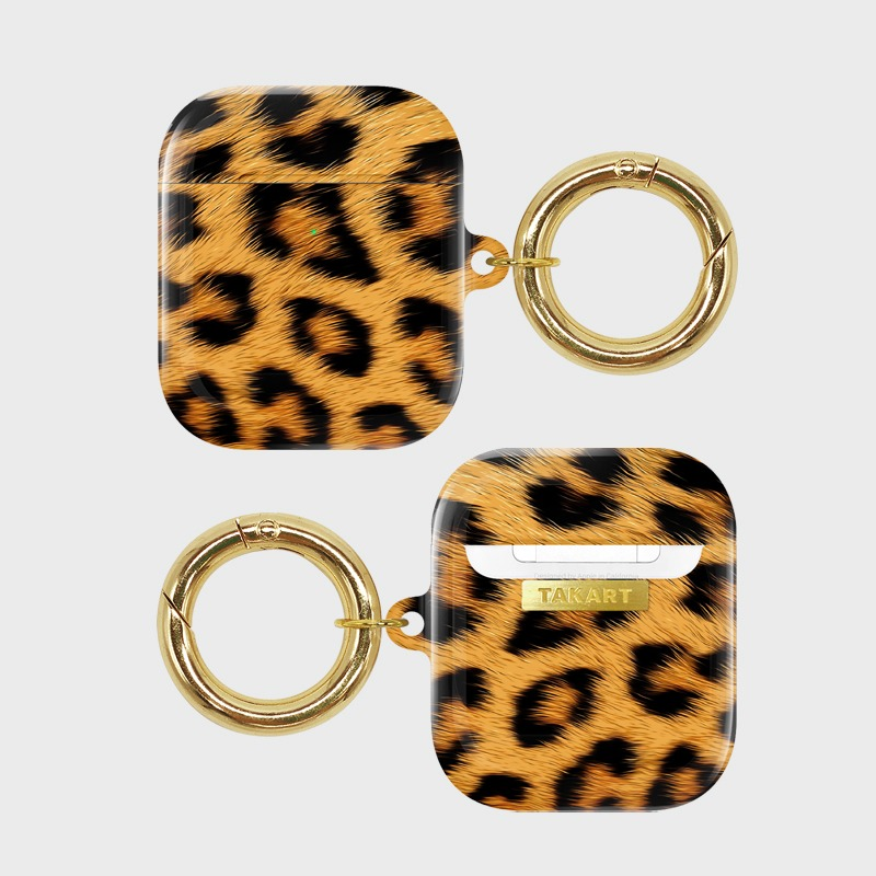 AirPods : Leopard