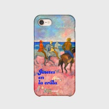 "The Frame Campaign : 'Jinetes en la orilla' by Paul Gauguin - ""Beach Rider"""