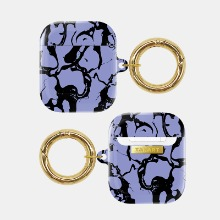 AirPods : Marbling Purple
