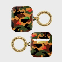 AirPods : Camouflage Green